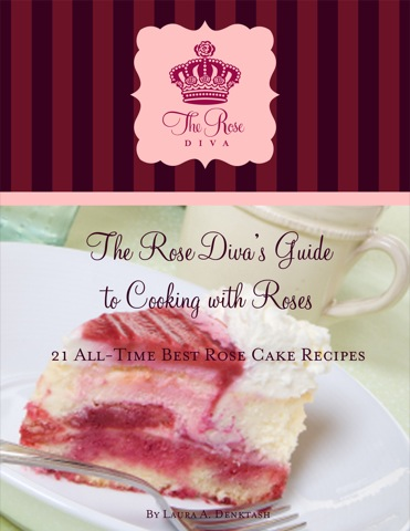 21 All-Time Best Rose Cake Recipes E-Book