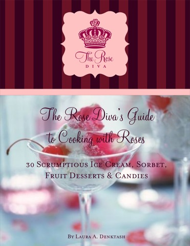 30 Scrumptious Ice Cream, Sorbet, Fruit Desserts & Candies E-Book