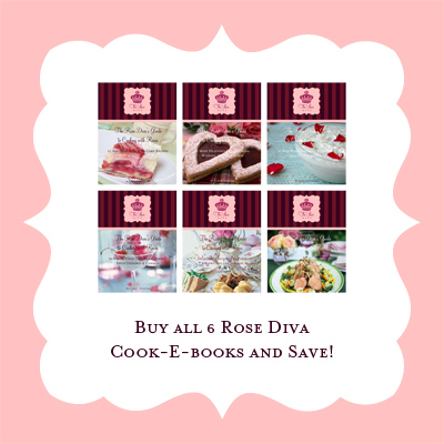 The Rose Diva E-Cookbook Collection
